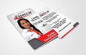 Carnets en PVC para identificación institucional y corporativa
