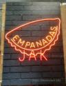 Neon flex empanada