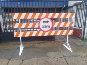 alquiler de señalizacion vial para cerramientos
